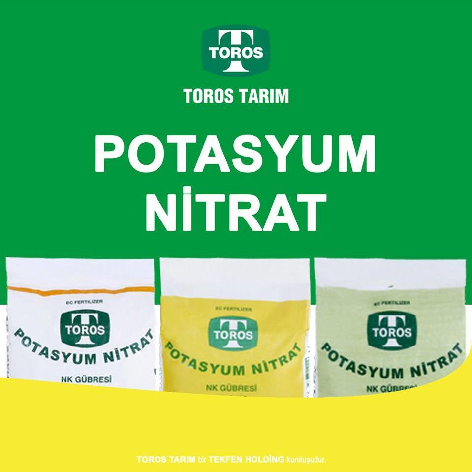 Potasyum nitrat ve uygulaması